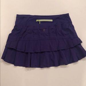 Purple Ivivva skirt size 14